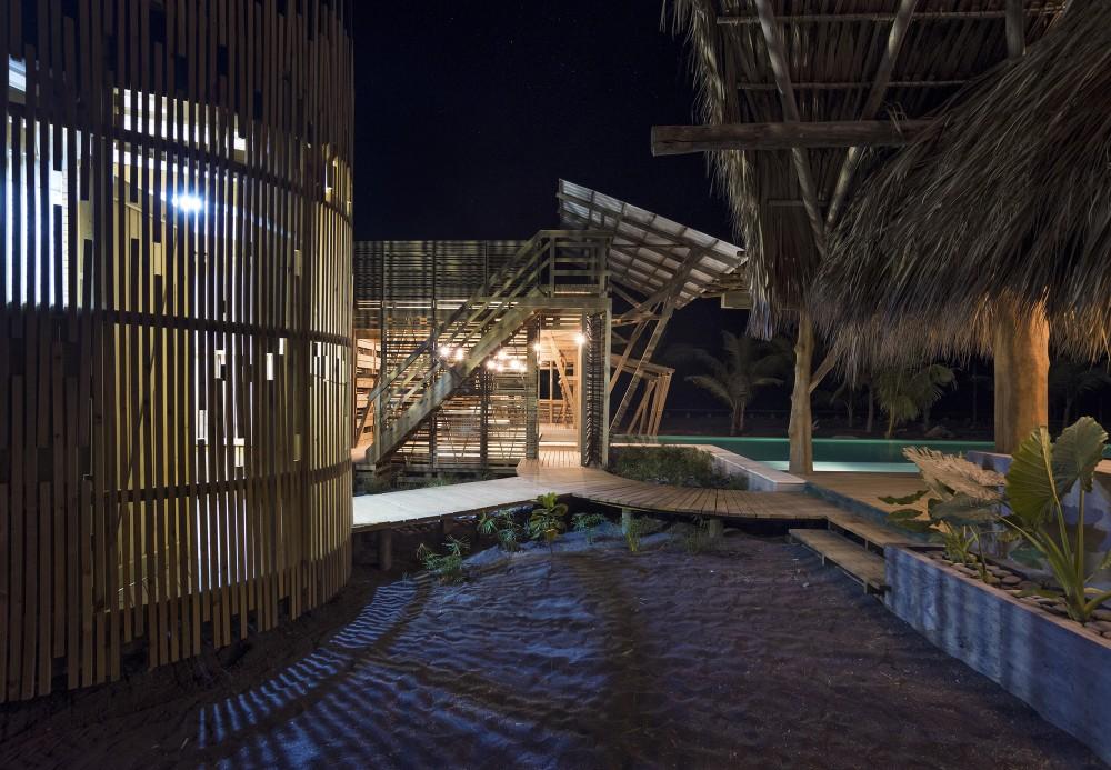 危地马拉海滨住宅 guatemala beach house christian ochaita roberto galvez Christian Ochaita + Roberto Gálvez  (4)