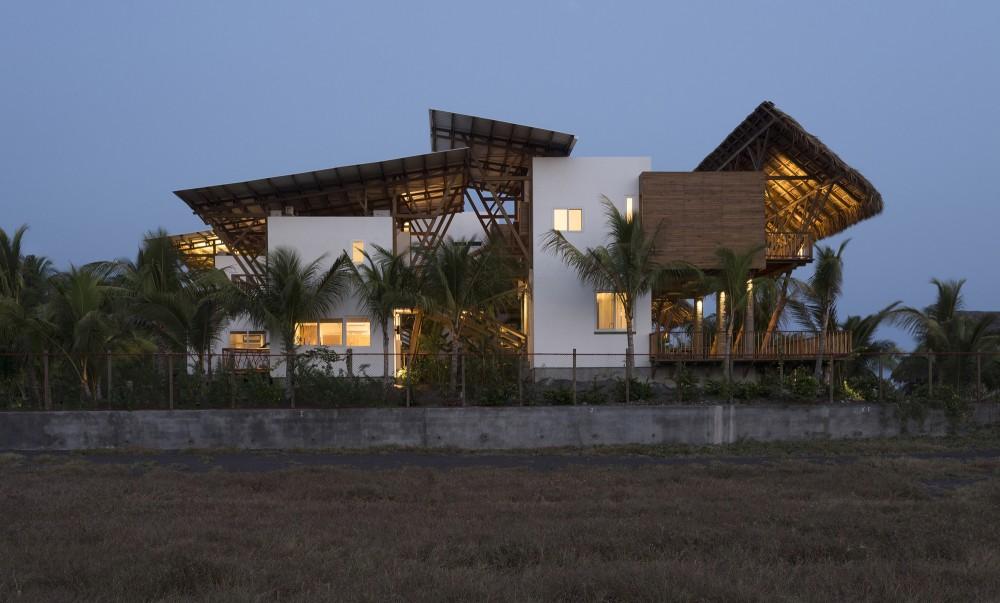 危地马拉海滨住宅 guatemala beach house christian ochaita roberto galvez Christian Ochaita + Roberto Gálvez  (5)