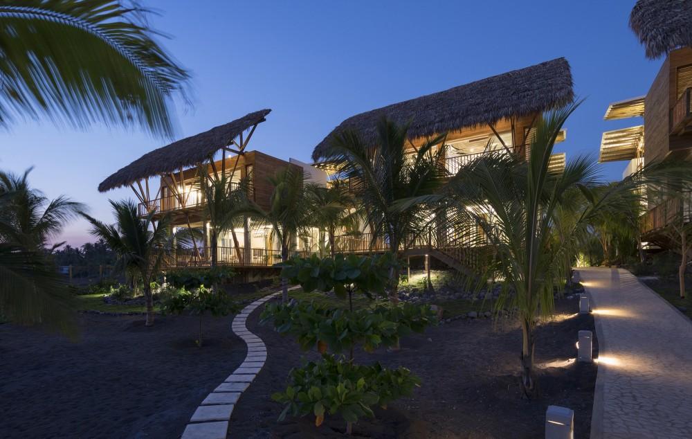 危地马拉海滨住宅 guatemala beach house christian ochaita roberto galvez Christian Ochaita + Roberto Gálvez  (8)
