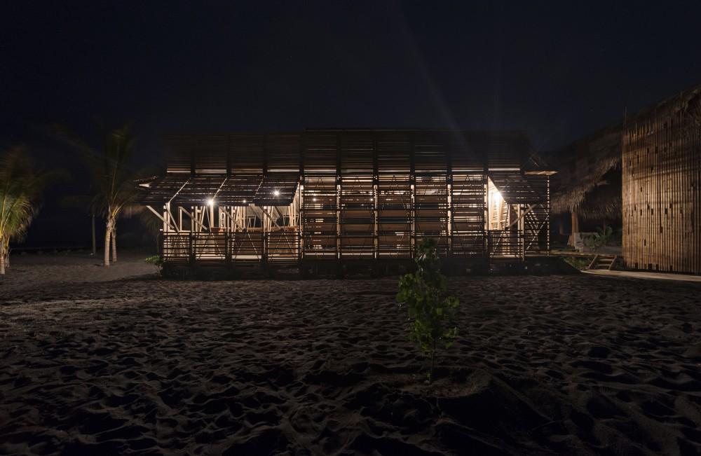 危地马拉海滨住宅 guatemala beach house christian ochaita roberto galvez Christian Ochaita + Roberto Gálvez  (12)