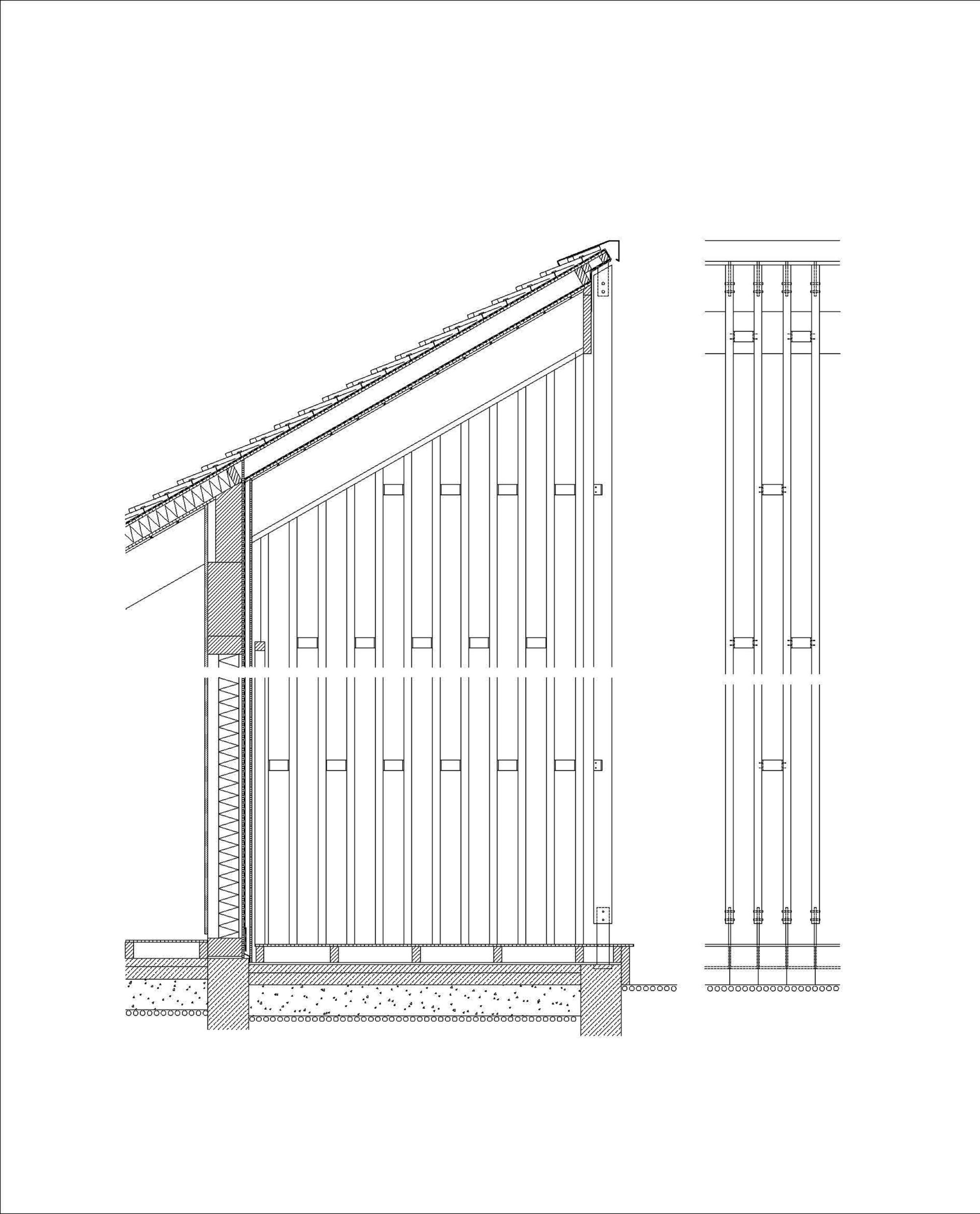 54348615c07a8002d700001c_nanjing-wanjing-garden-chapel-azl-architects_section_detail