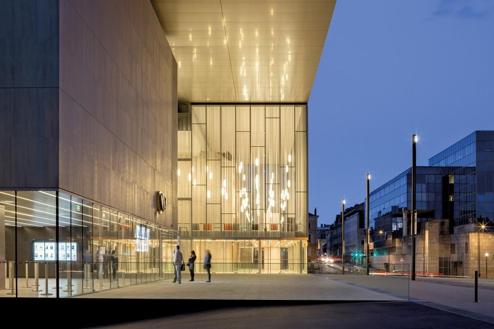 法国勒芒康孔斯文化中心 les quinconces cultural center babin renaud Babin+Renaud (9)