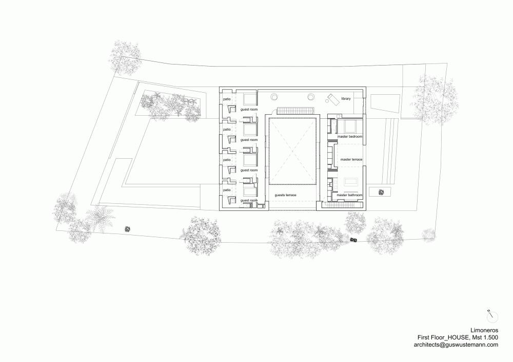 西班牙马拉加省马贝拉市Los Limoneros别墅 (1)