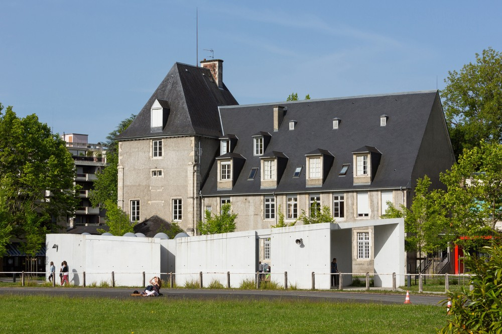 法国波城路易巴图中学lycee louis barthou pierre marsanPierre Marsan (18)