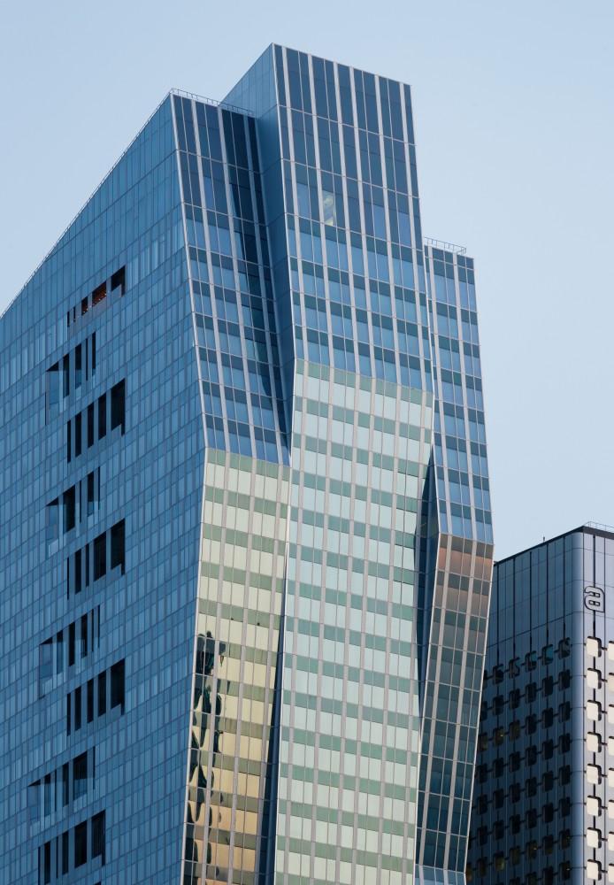法国拉德芳斯马任加塔楼  majunga-tower jean paul viguier et associes 2  Jean-Paul Viguier et Associés (6)