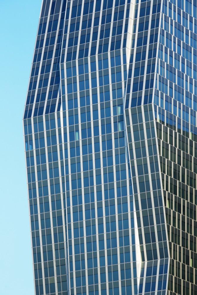 法国拉德芳斯马任加塔楼  majunga-tower jean paul viguier et associes 2  Jean-Paul Viguier et Associés (18)