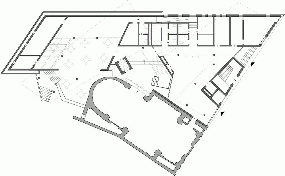 香草广场新学校new school in piazz delle erbe pfp architekten  PFP Architekten (4)