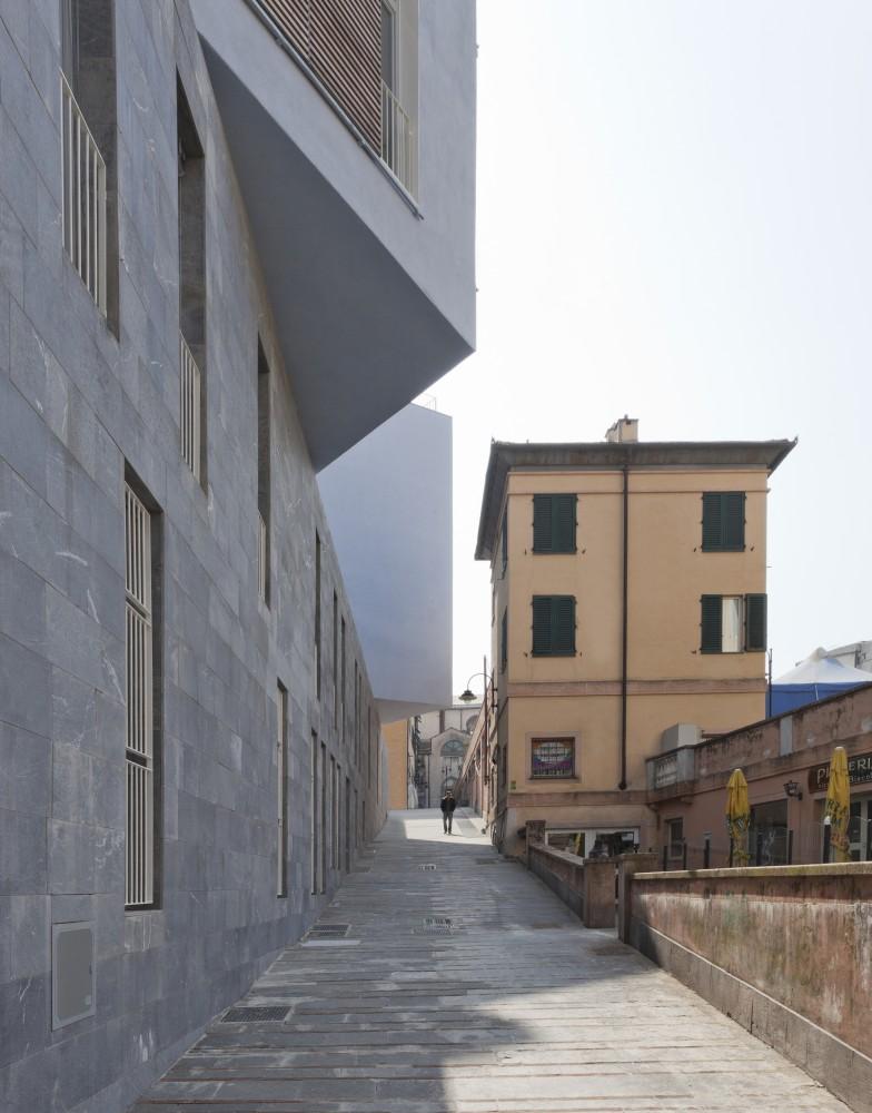 香草广场新学校new school in piazz delle erbe pfp architekten  PFP Architekten (10)