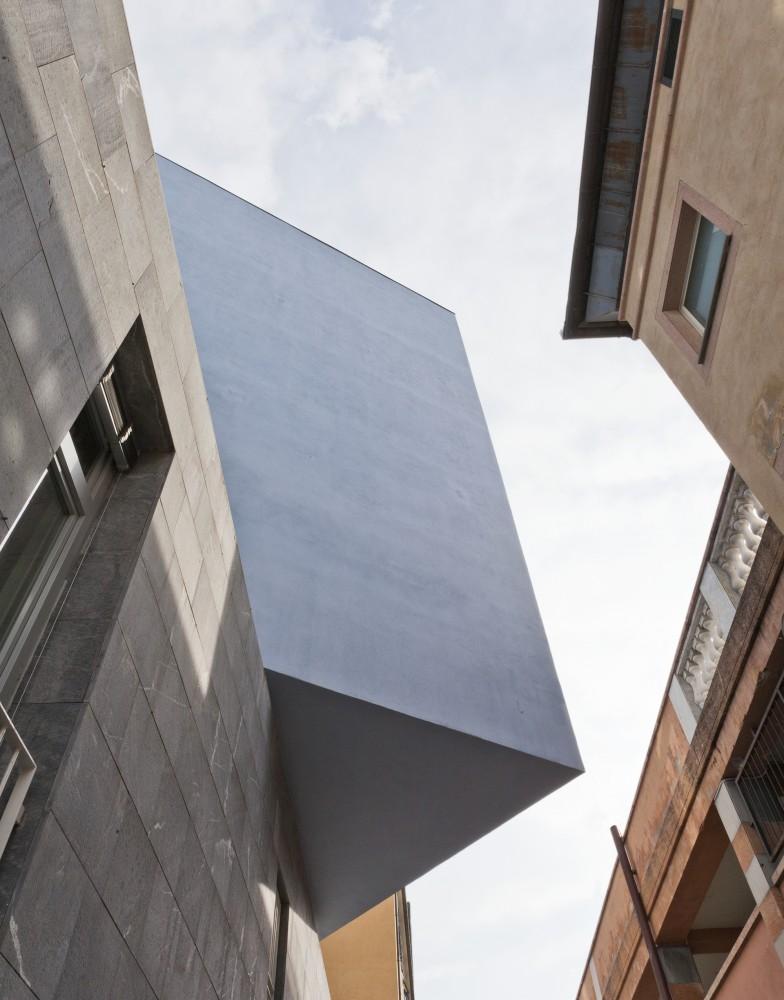 香草广场新学校new school in piazz delle erbe pfp architekten  PFP Architekten (12)