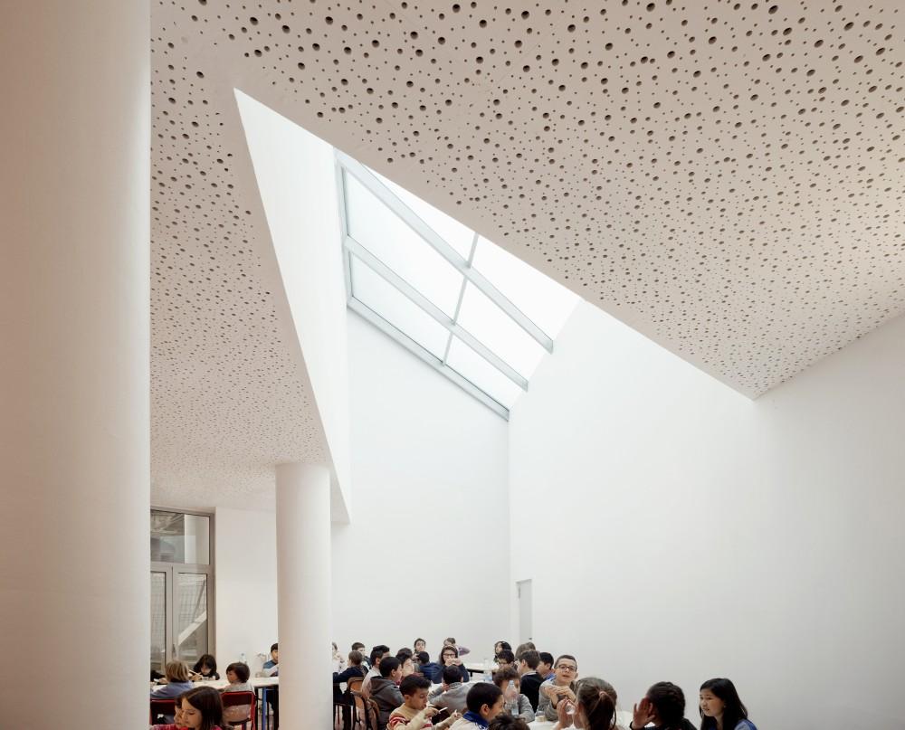 香草广场新学校new school in piazz delle erbe pfp architekten  PFP Architekten (13)