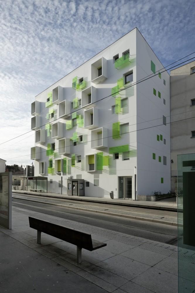 绿色住宅项目  nova-green-agence-bernard-buhler  Agence Bernard Bühler (5)