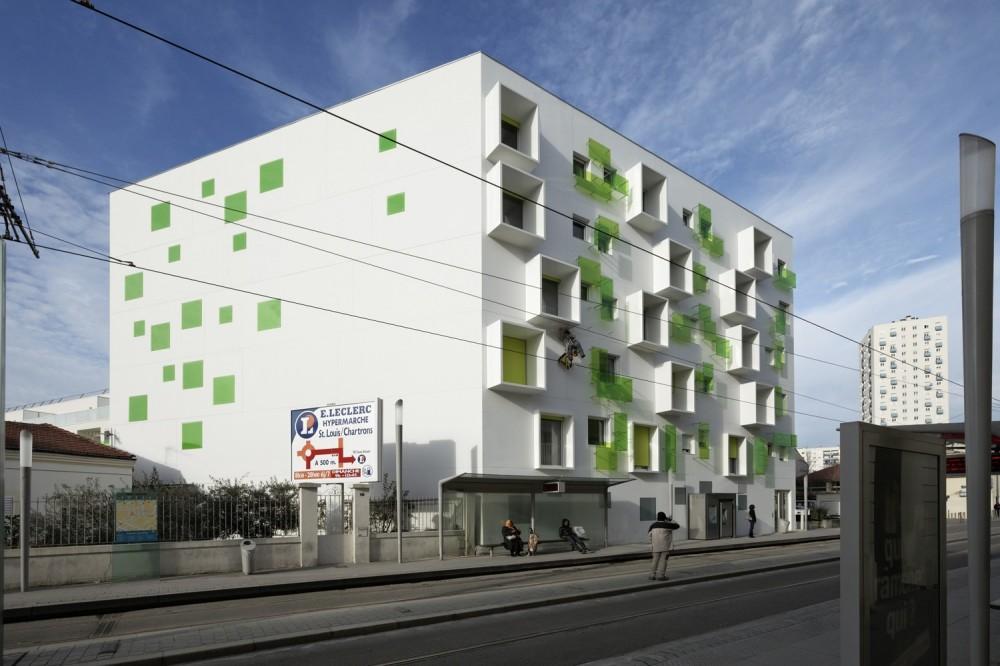 绿色住宅项目  nova-green-agence-bernard-buhler  Agence Bernard Bühler (6)