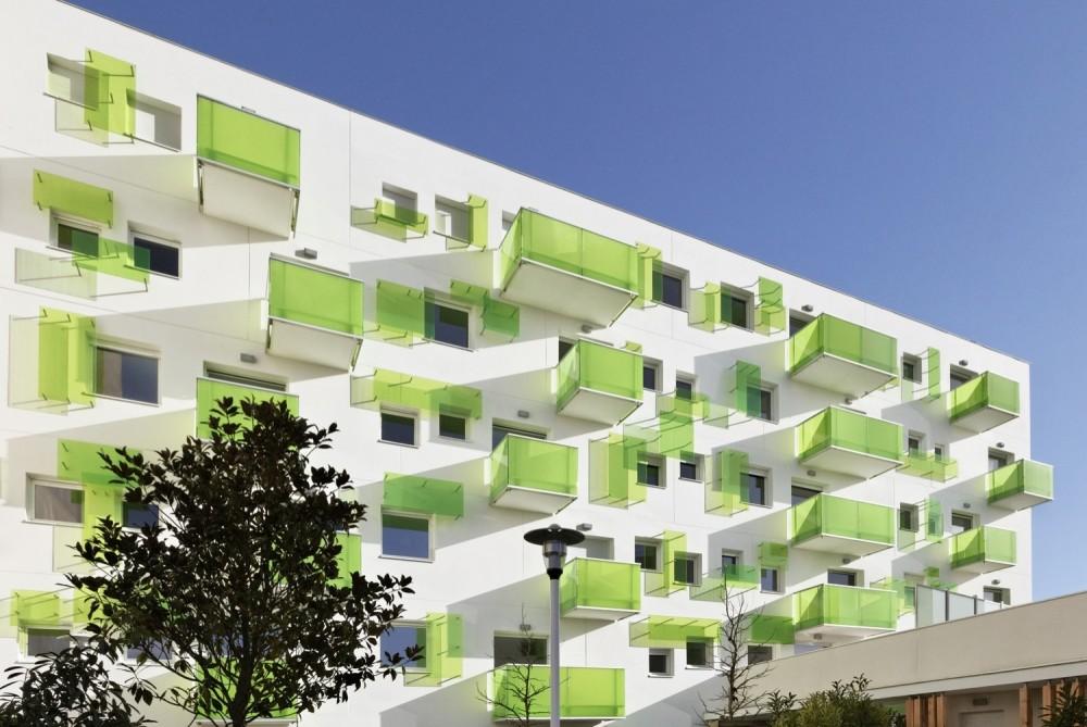绿色住宅项目  nova-green-agence-bernard-buhler  Agence Bernard Bühler (9)