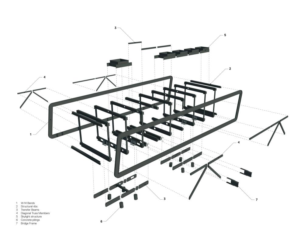 美国纽约州纽约市公园  nyc parks garrison architects Garrison Architects (1)