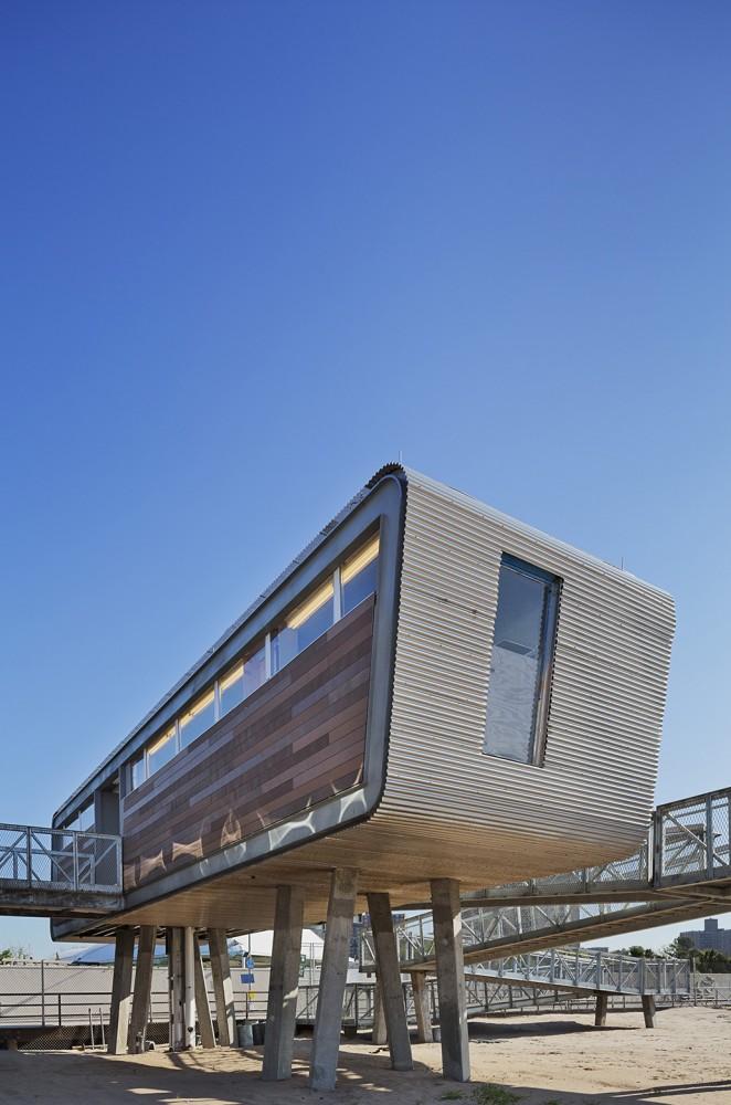 美国纽约州纽约市公园  nyc parks garrison architects Garrison Architects (7)