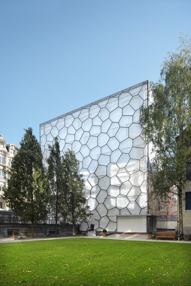 布鲁塞尔议会法语部办公楼 (1)