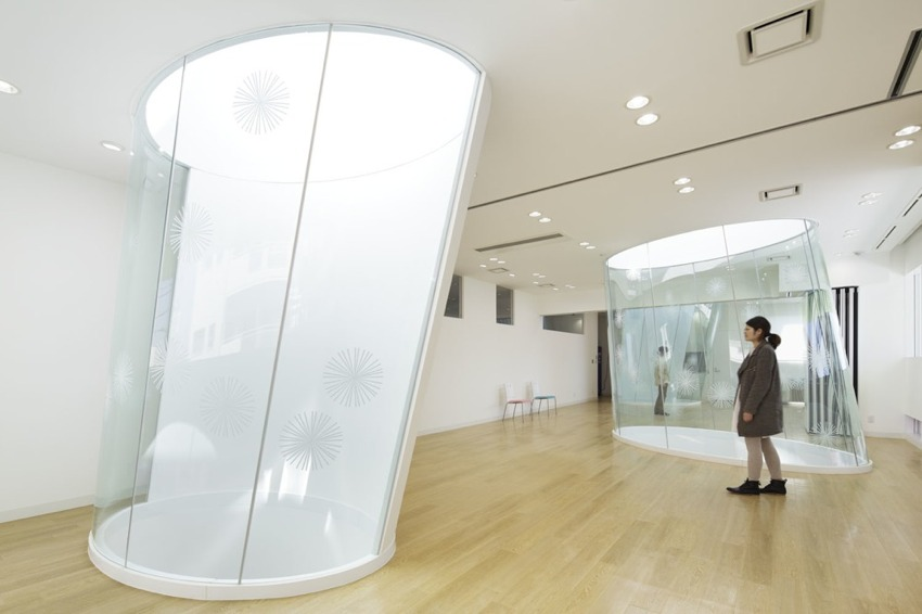 巢鸭信用银行Sugamo Shinkin Bank Emmanuelle Moureaux Architecture + Design (3)