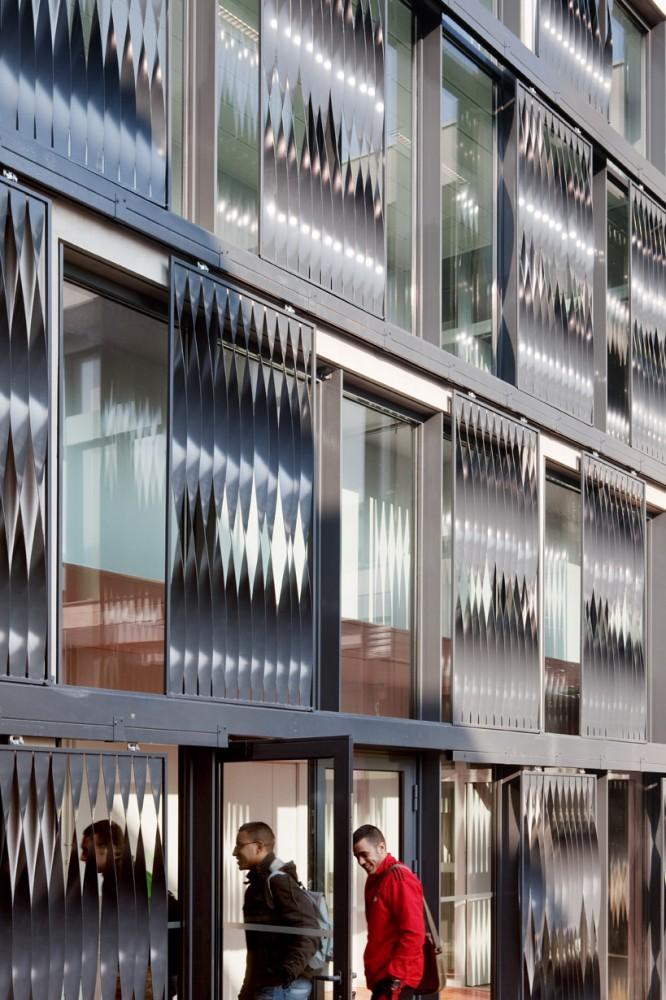 法国爱因斯坦学校 albert einstein school nb architectes N+B (2)