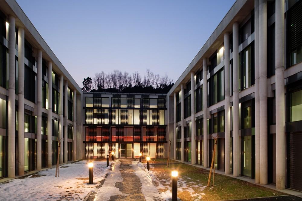 法国爱因斯坦学校 albert einstein school nb architectes N+B (7)