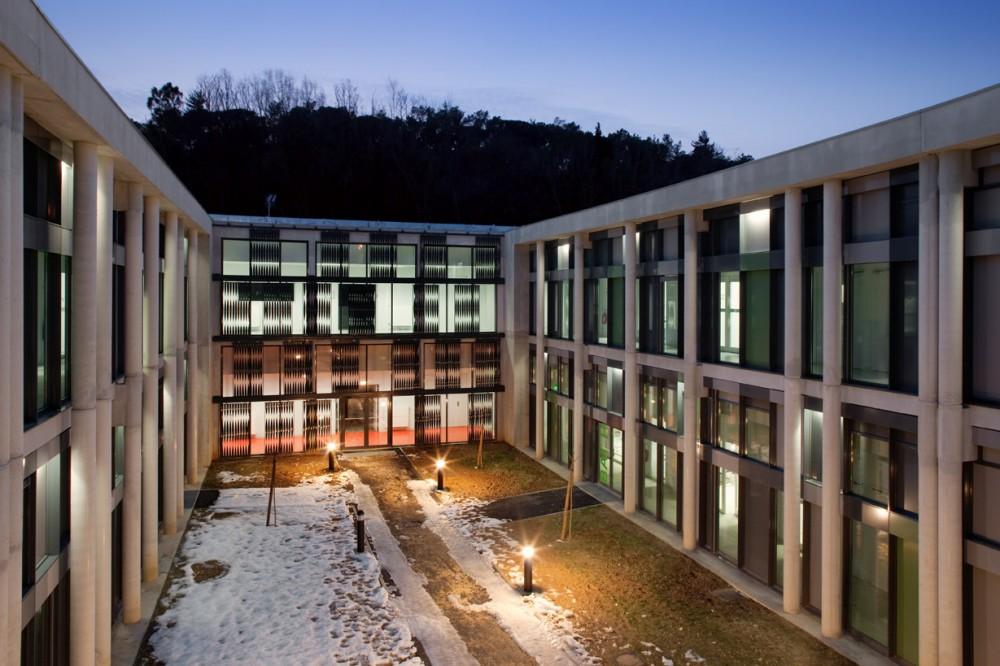 法国爱因斯坦学校 albert einstein school nb architectes N+B (10)