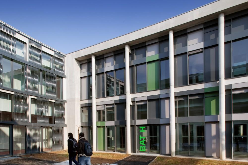 法国爱因斯坦学校 albert einstein school nb architectes N+B (15)