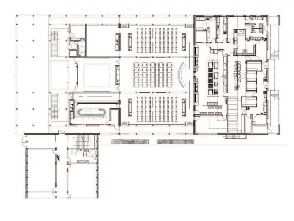 法国爱因斯坦学校 albert einstein school nb architectes N+B (19)