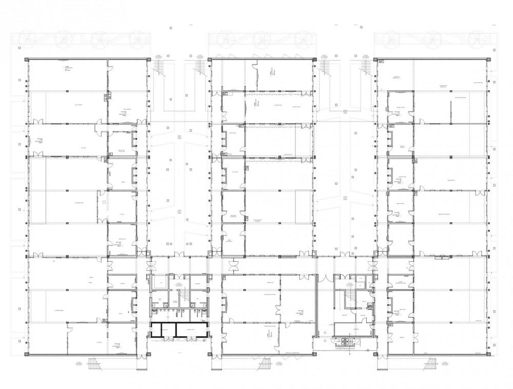 法国爱因斯坦学校 albert einstein school nb architectes N+B (20)
