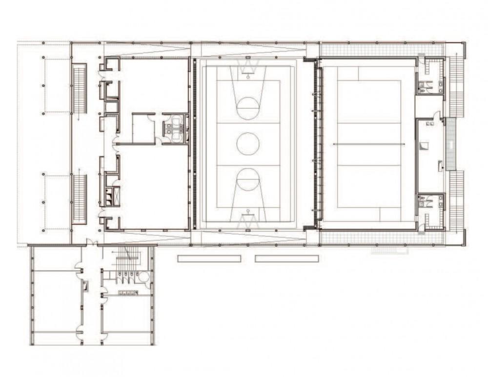 法国爱因斯坦学校 albert einstein school nb architectes N+B (21)