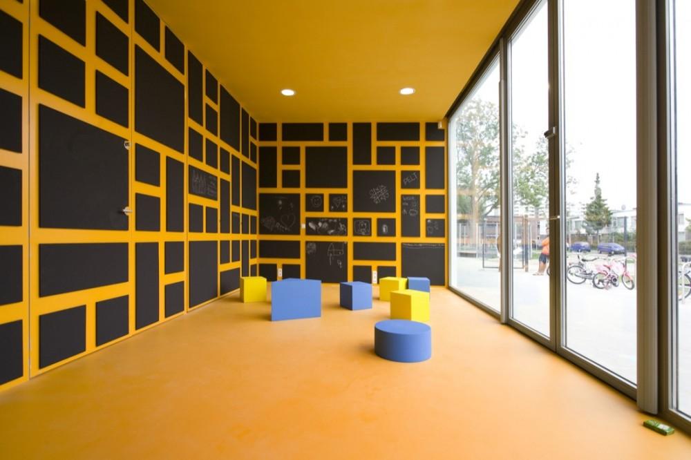 荷兰乌德勒支游乐场设施Mulders vandenBerk Architecten建筑师事务所 (2)
