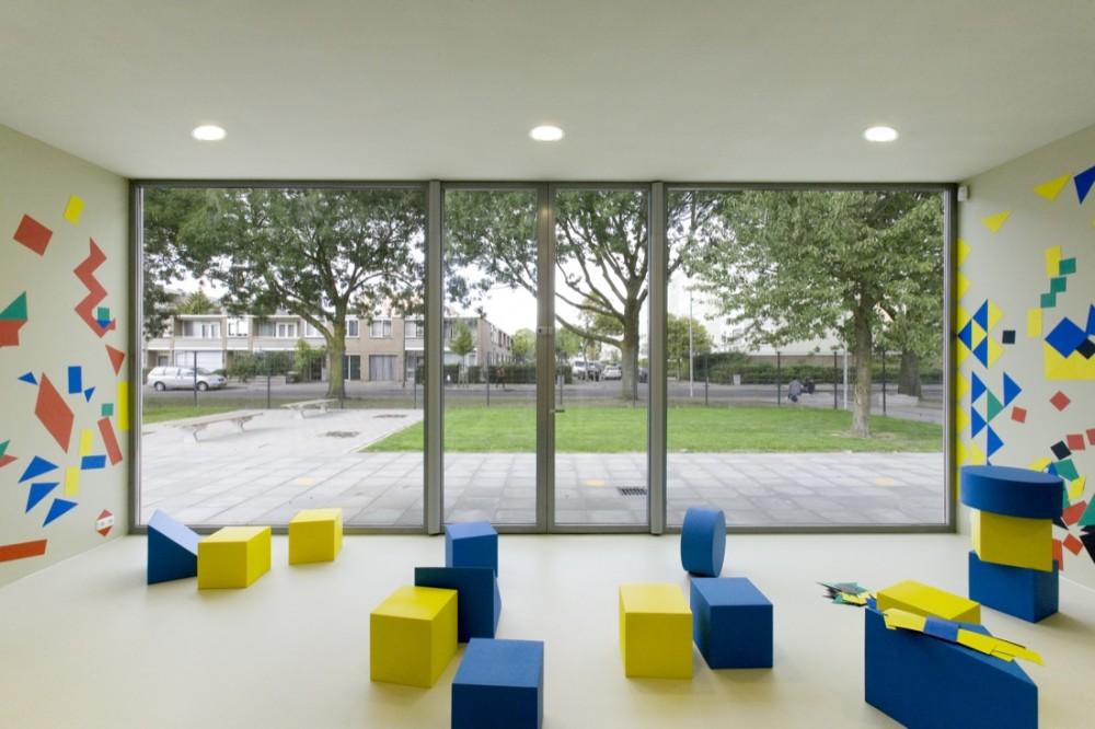 荷兰乌德勒支游乐场设施Mulders vandenBerk Architecten建筑师事务所 (1)