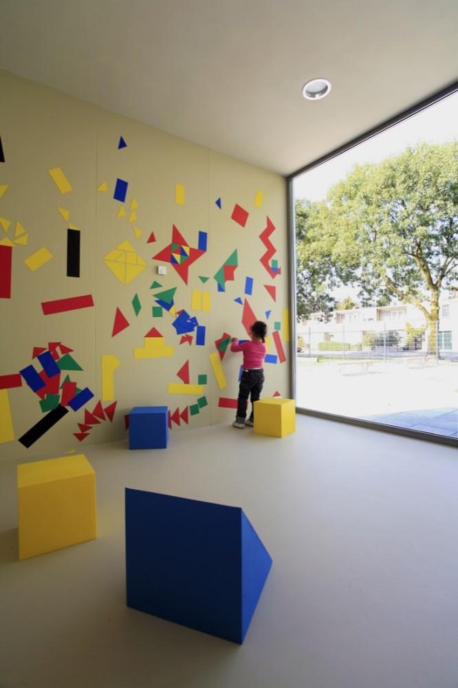 荷兰乌德勒支游乐场设施Mulders vandenBerk Architecten建筑师事务所 (5)