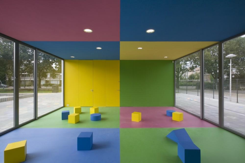 荷兰乌德勒支游乐场设施Mulders vandenBerk Architecten建筑师事务所 (11)