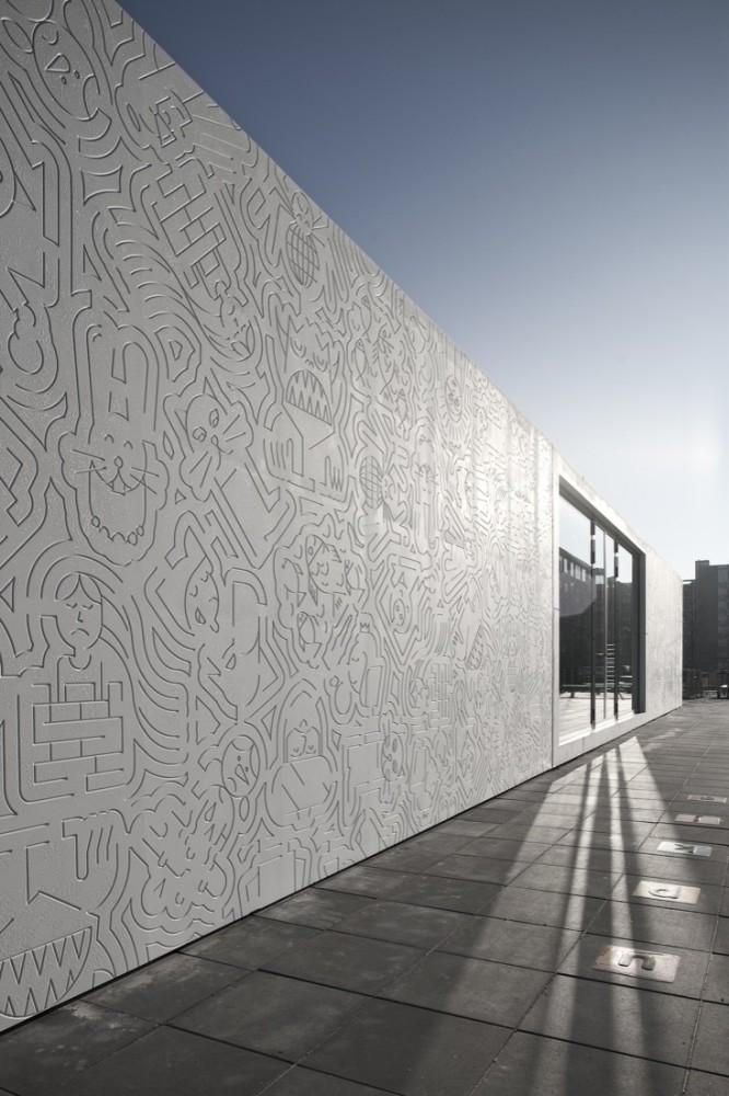 荷兰乌德勒支游乐场设施Mulders vandenBerk Architecten建筑师事务所 (12)