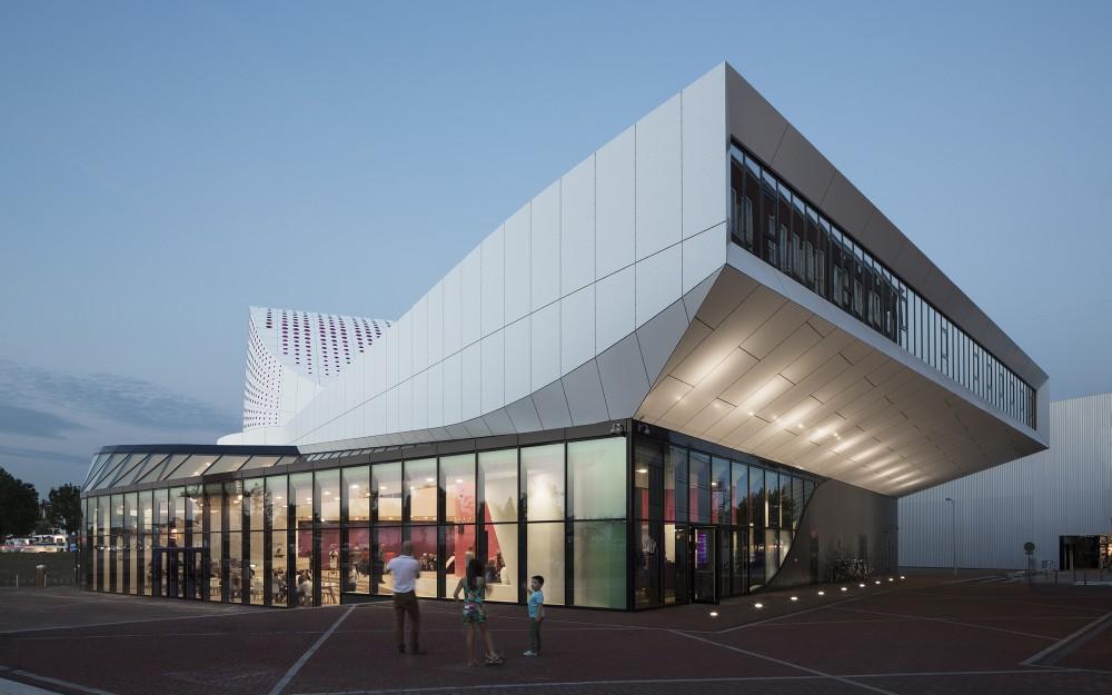 荷兰Stoep剧院theatre de stoepUNStudio (2)