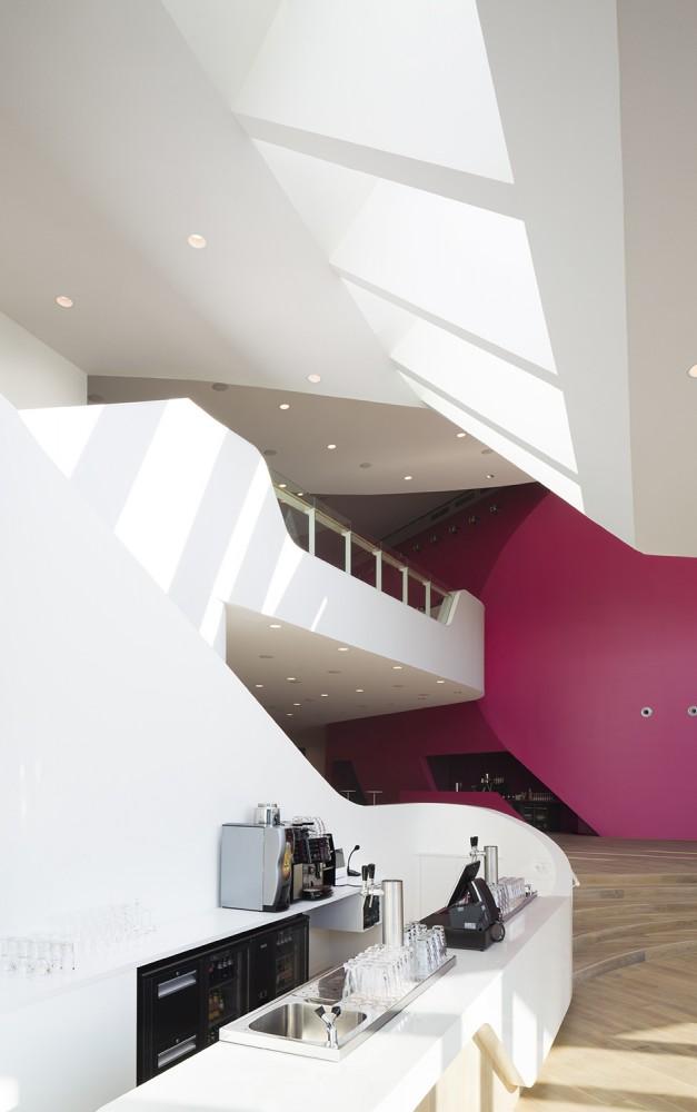 荷兰Stoep剧院theatre de stoepUNStudio (3)