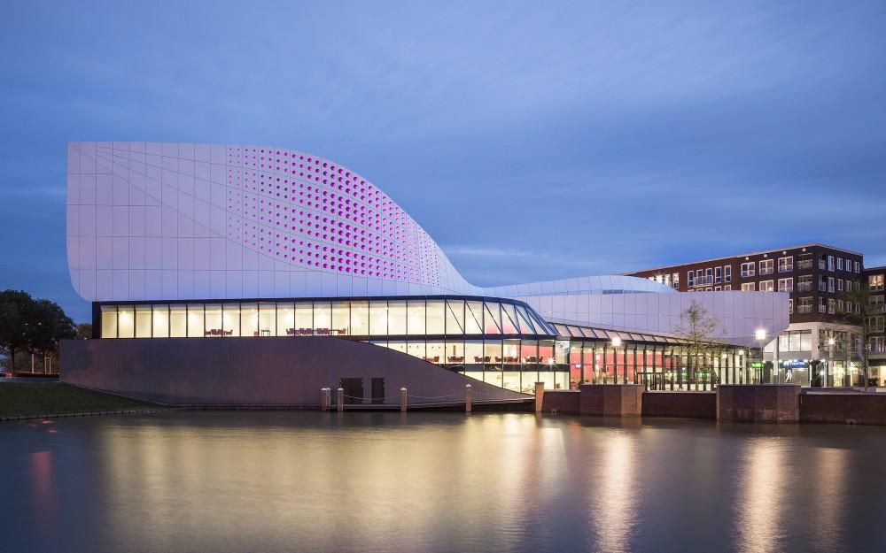 荷兰Stoep剧院theatre de stoepUNStudio (7)