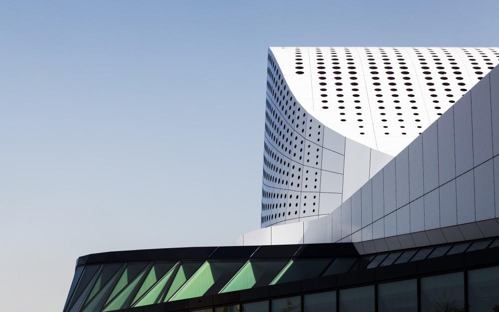荷兰Stoep剧院theatre de stoepUNStudio (8)