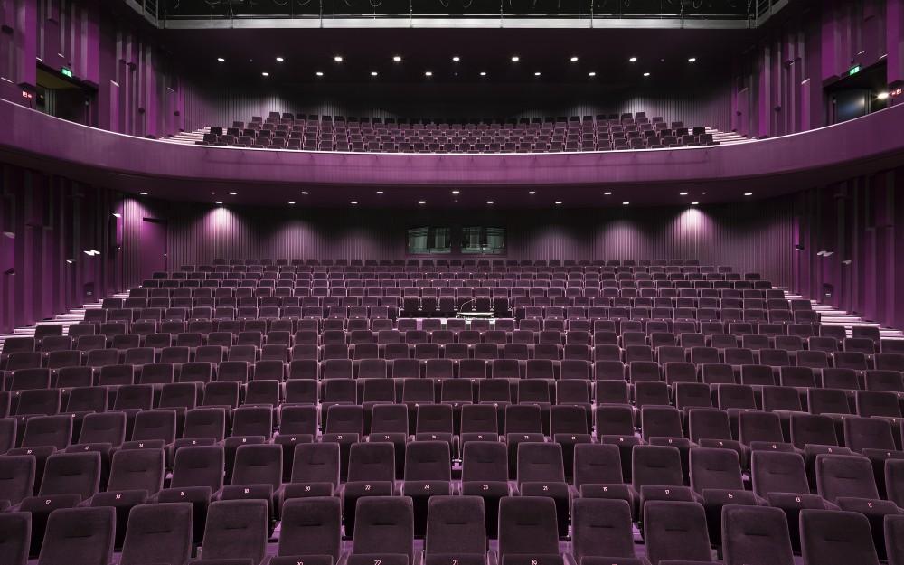 荷兰Stoep剧院theatre de stoepUNStudio (9)