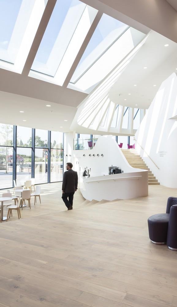荷兰Stoep剧院theatre de stoepUNStudio (11)