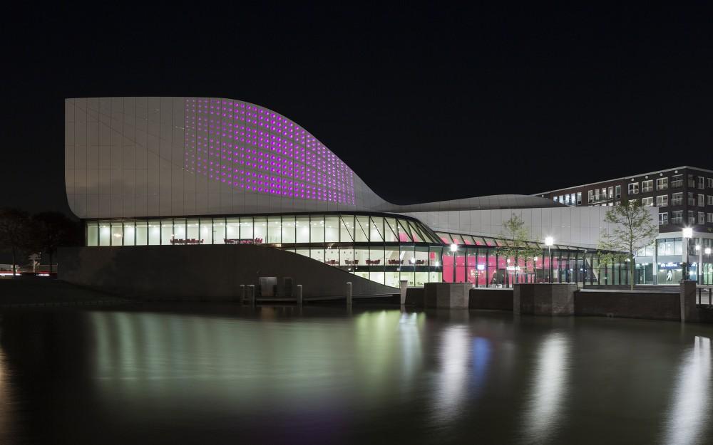 荷兰Stoep剧院theatre de stoepUNStudio (12)