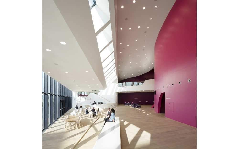 荷兰Stoep剧院theatre de stoepUNStudio (16)