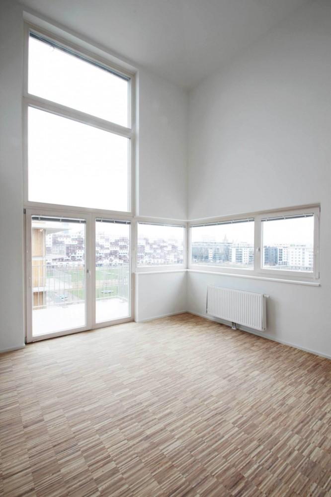 奥地利维也纳Wohnen Mit Scharf住宅楼 (14)